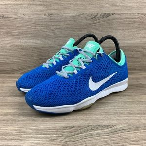 Nike Zoom Fit Training Shoes